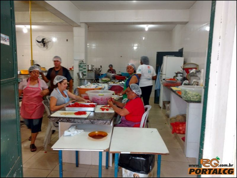 03/12/2017 | Almoço Beneficente